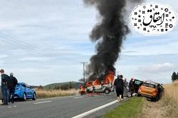 چگونگی پرداخت خسارات تصادفات - بخش ششم حالتی که راننده مقصر از صحنه حادثه متواری شده ولی خودرو شناسایی شود- همراه با فایل صوتی